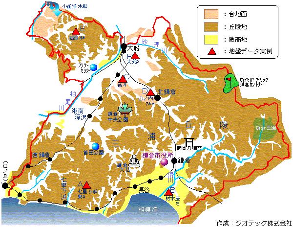 データ 地盤
